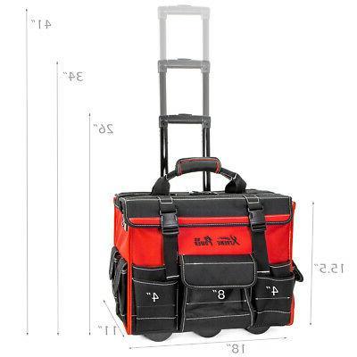 XtremepowerUS portable HD Tool Bag Storage