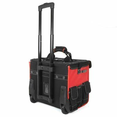 """XtremepowerUS 18"""" Rolling HD Portable Tool Storage"""