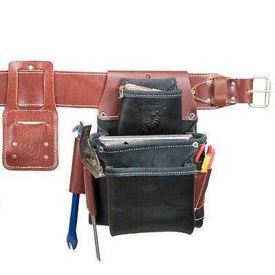 Occidental B5080DBSM Black Pro Bag Set -