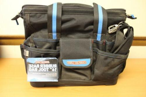 """Channellock Channel 16"""" Rubber Bottom Bag NEW!"""