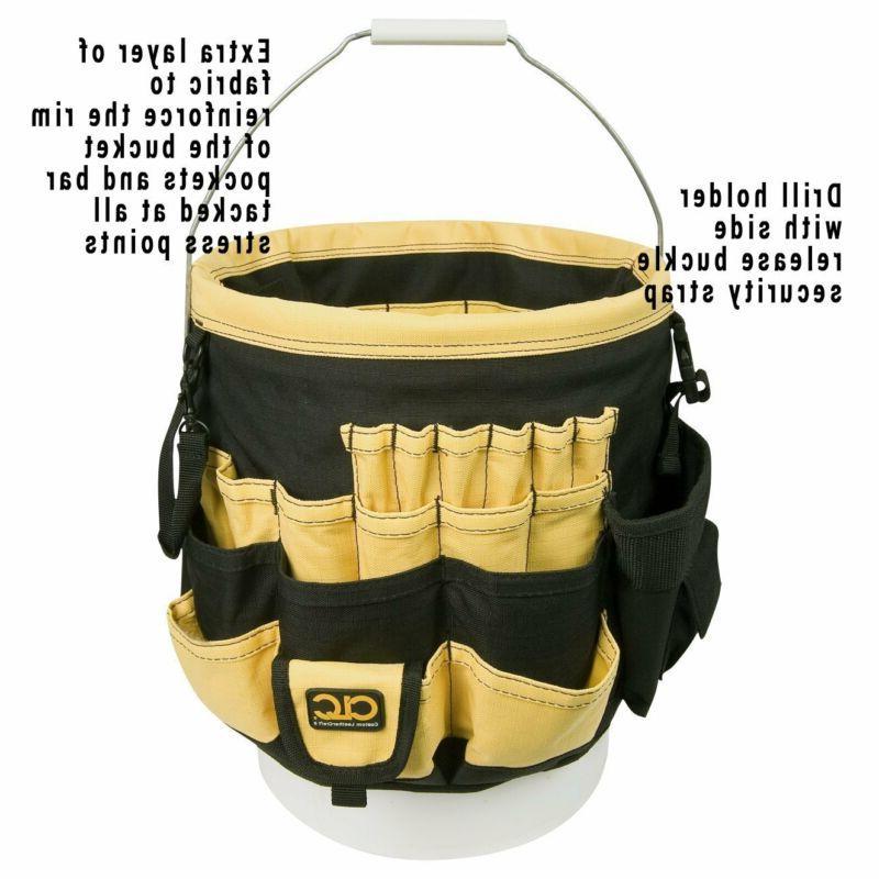 BUCKET TOOL Tools Holder Tote Pocket