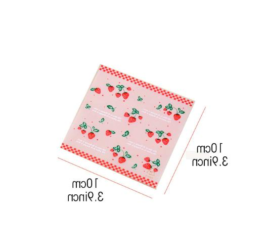 Candy Bags With Adhesive Wedding Xmas Party 20Pcs
