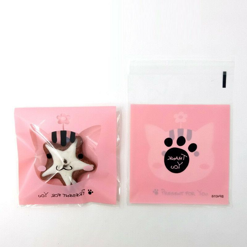 Candy Cookies With Adhesive 20Pcs