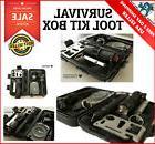 Car Survival Kit 10 In 1 Outdoor Emergency Tools Bag Long Ro