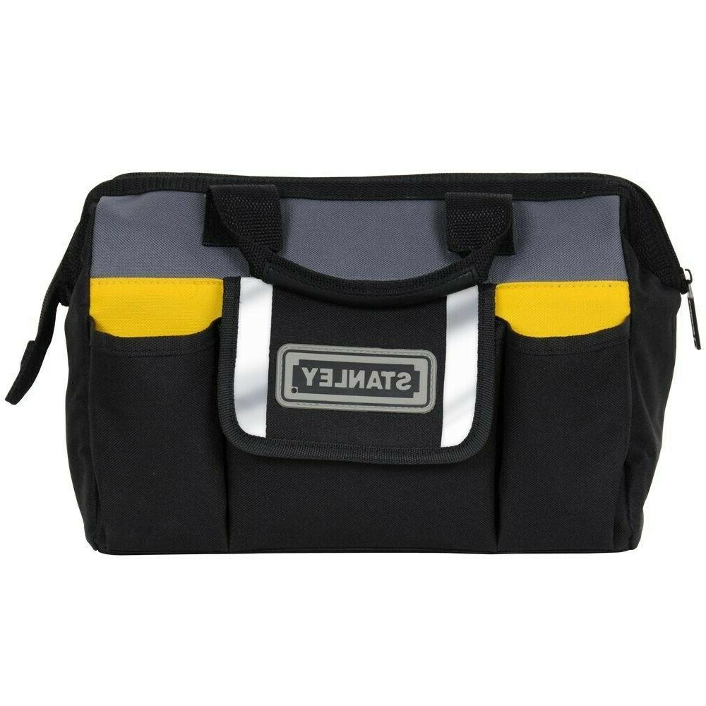 Car Tool 12 Inch Contractors Tote Case Duty Pouch Storage