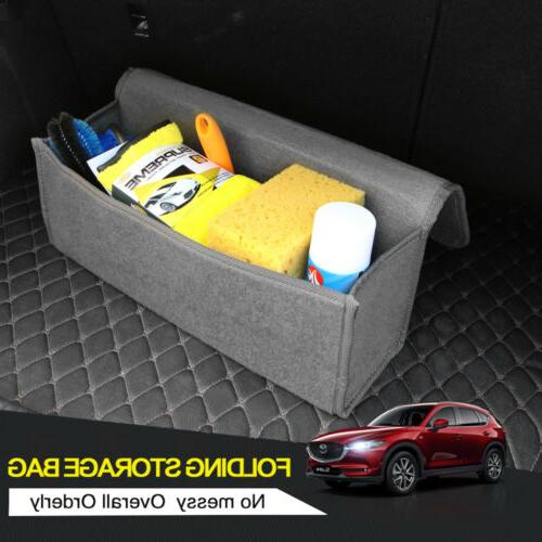 Autocare Car Trunk Storage Organizer Tool Bag Velcrofix hold