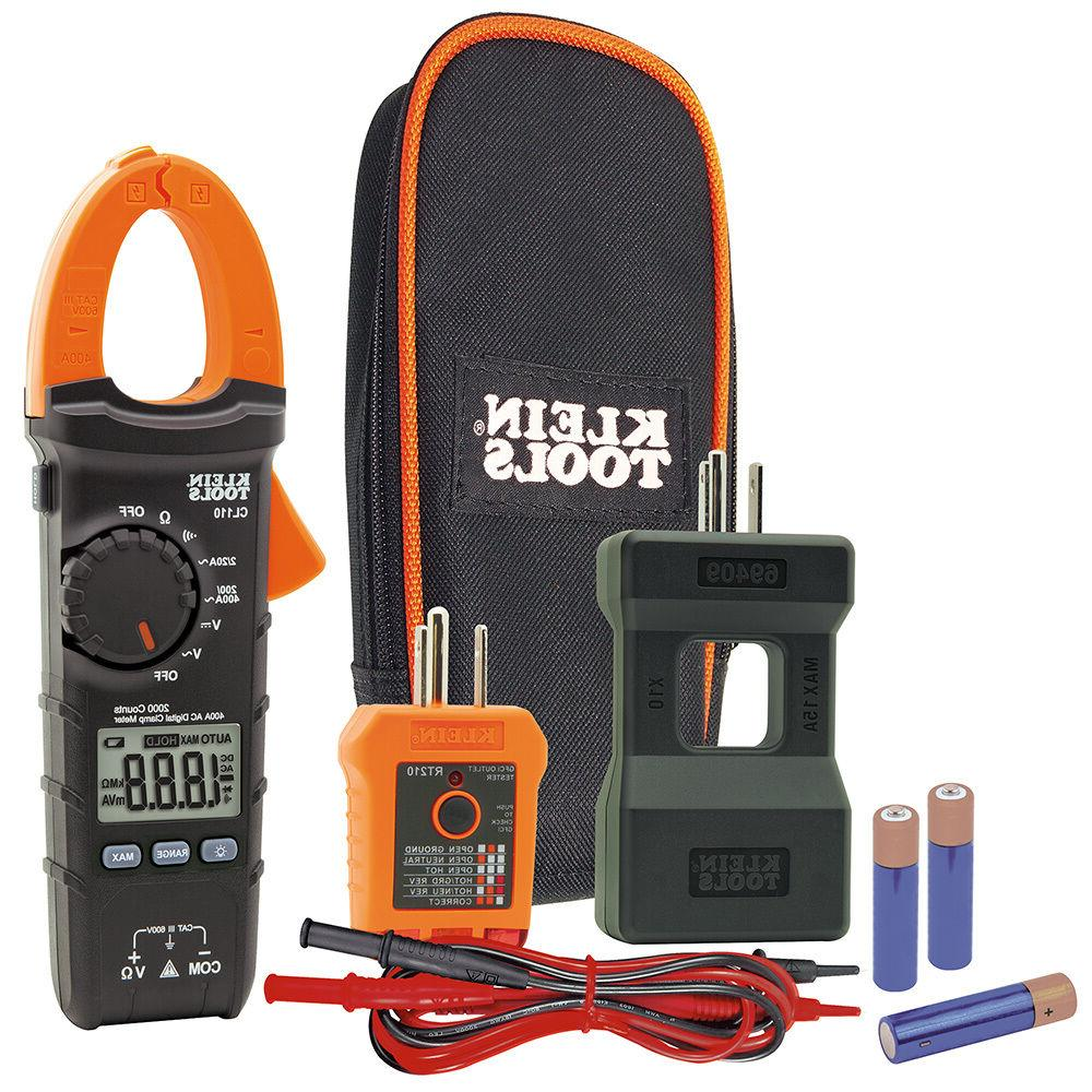KLEIN TOOLS-CL110KIT Electrical Maintenance and Test Kit