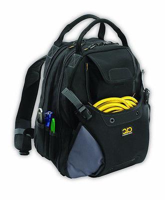 custom leathercraft 1134 tool backpack 48 pocket