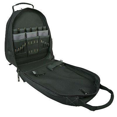 Custom LeatherCraft CLC Tool Repair Drill Bag New
