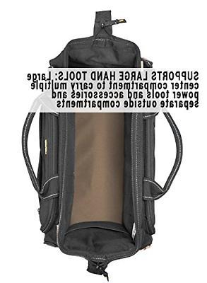 CLC LeatherCraft Multi-Compartment Bag