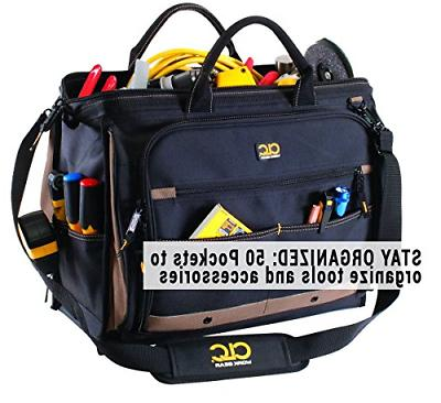 CLC Multi-Compartment Tool Bag
