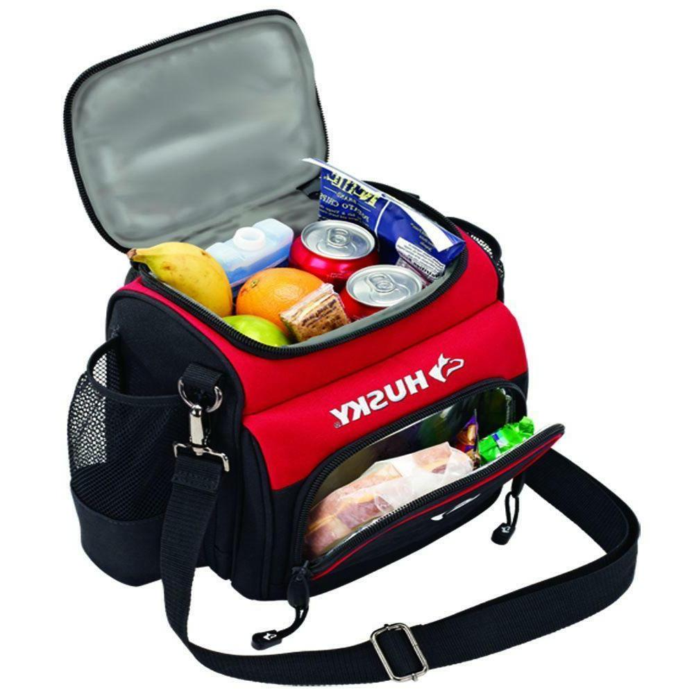 Hot Cold Insulated Lunch Box Cooler Thermal Insulation Food