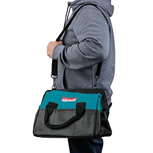 Makita 831253-8 Contractor Tool Bag,