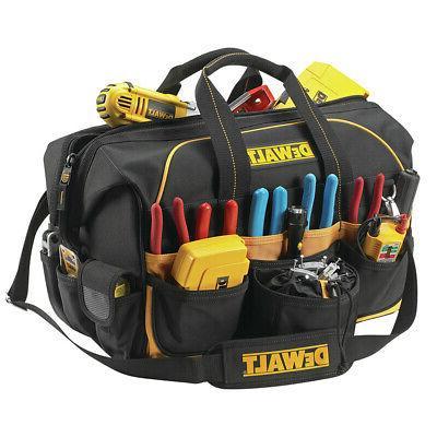 "DeWALT 18"" Pro Contractor's Closed-Top Tool Bag - DG5553"