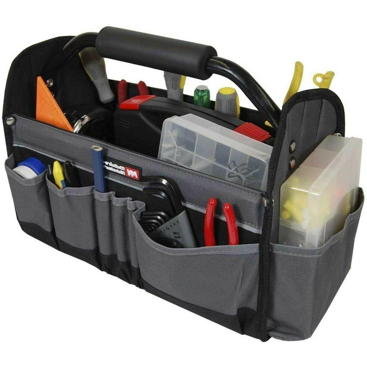 Contractors Bag Collapsible Tote 15In