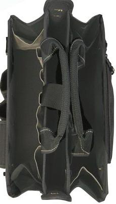CLC LeatherCraft 16-Pocket, 16-Inch Center Tool
