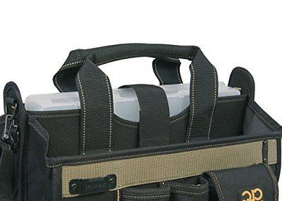 CLC 1529 16-Pocket, Center Tool Bag