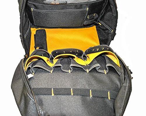 DEWALT Tool Backpack 57-Pockets