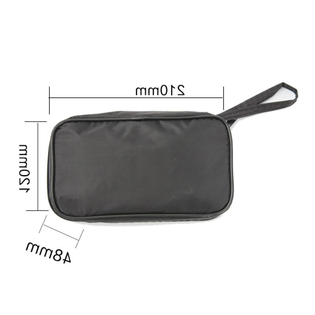 Durable Digital Multimeter Cloth <font><b>Bag</b></font> Waterproof <font><b>Bag</b></font> Multimeter Black <font><b>Bag</b></font> Series