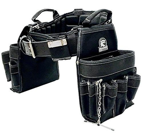 electrician belt bag combo heavy