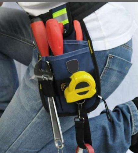 Tool Belt Electrician Storage Pocket Hold Carpenter