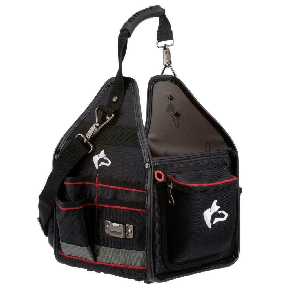 Husky Electrician Tool Bag w/ Removable 10''