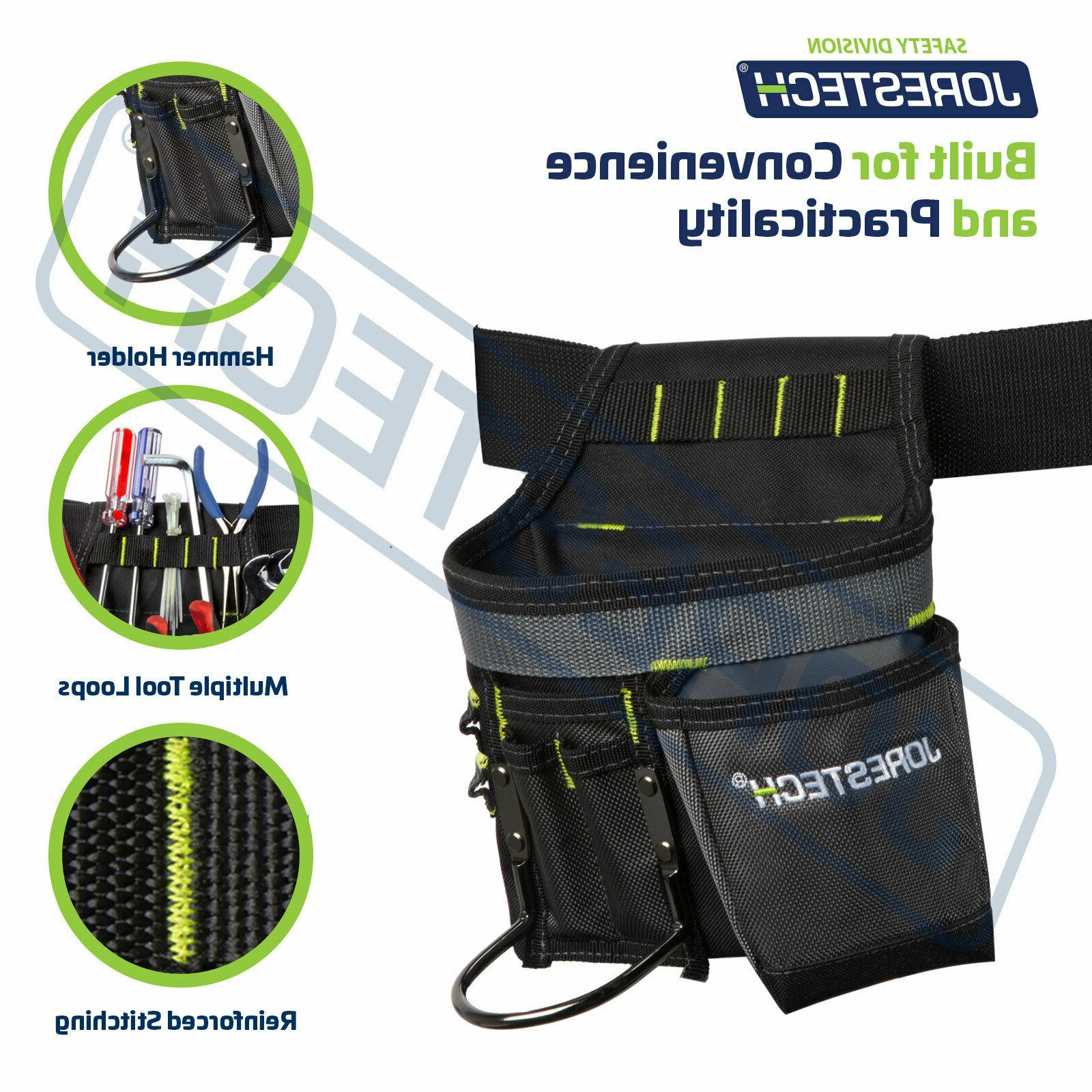 Electrician Tool Bag 5 Pocket Holder JORESTECH