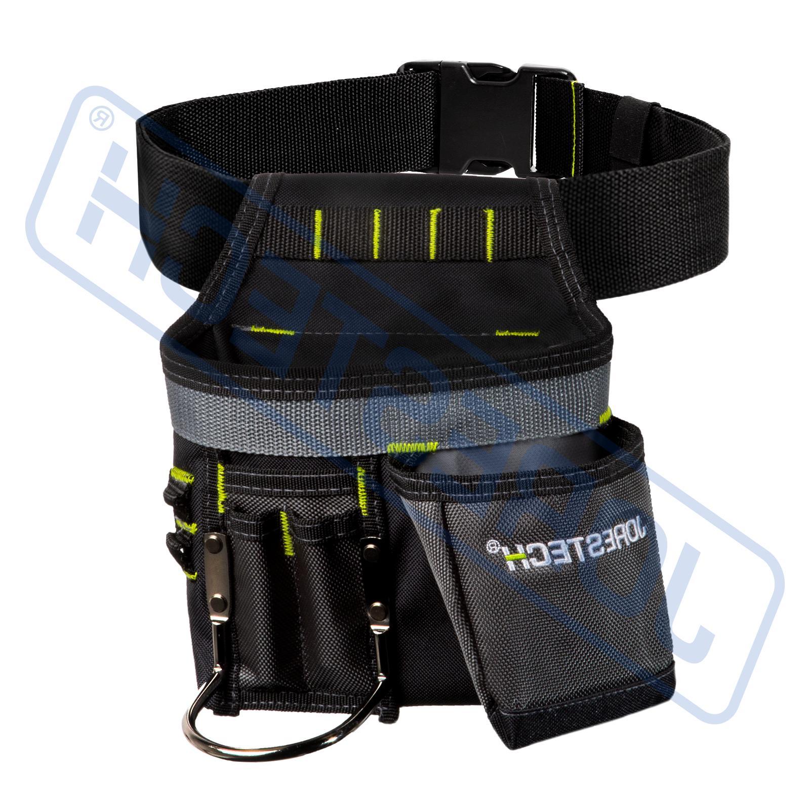electrician tool bag waist 5 pocket pouch
