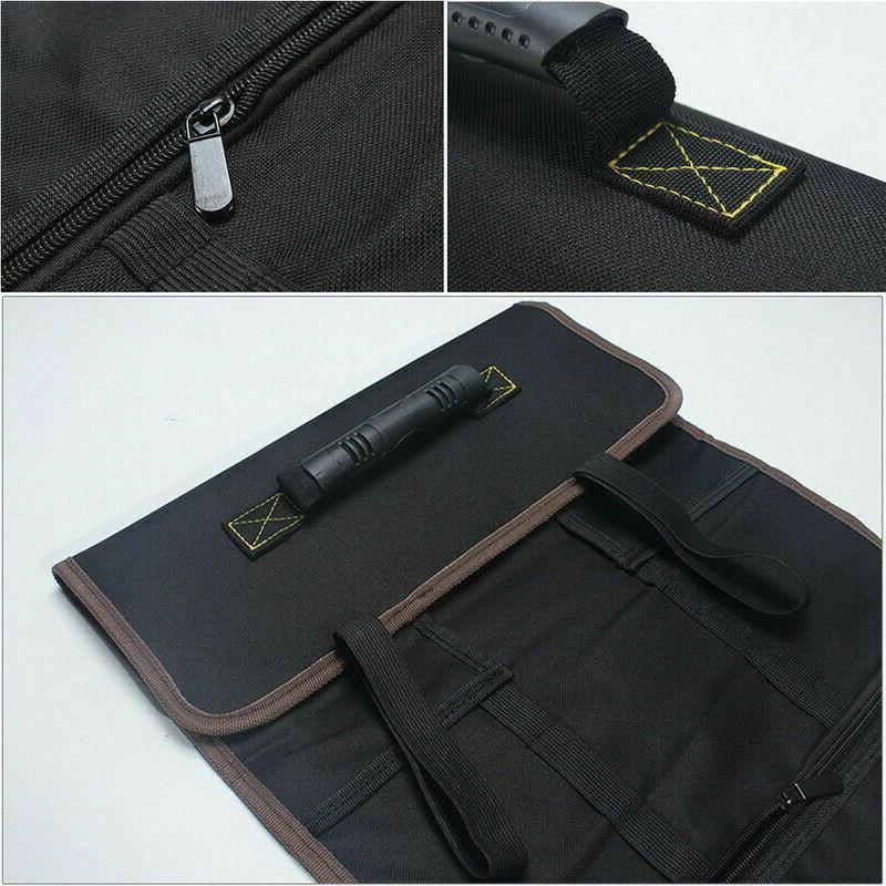 Electrician Pocket Roll Storage