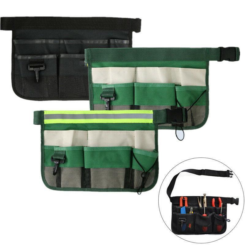 Gardening Tools Waist Bag Pouch Belt Heavy Duty Oxford Tool