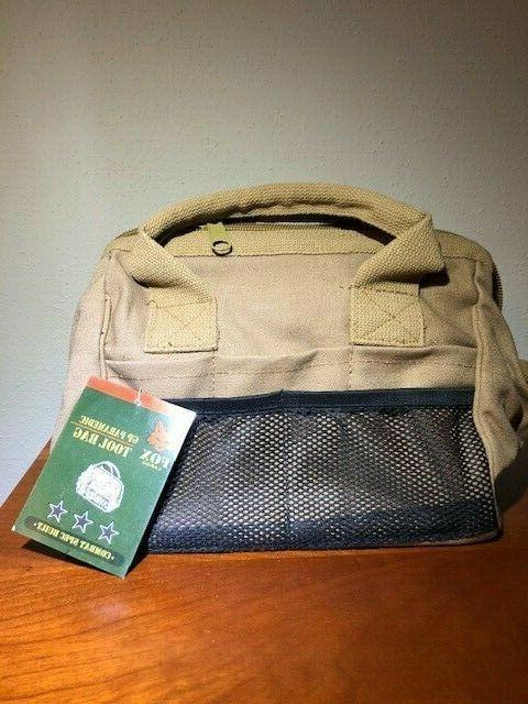 Fox Outdoor GP Paramedic, Tool Bag, or Range Bag  - brown -N