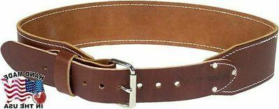 "Occidental Leather 5035SM Small H.D. 3"" Ranger Work Belt New"
