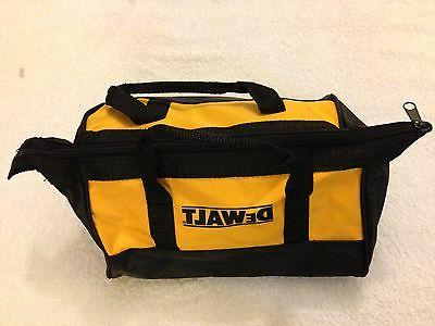 "New Dewalt Heavy Duty  Ballistic Nylon Tool Bag 11"" for DCD7"