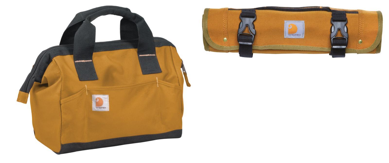 heavy duty poly fabric tool bag