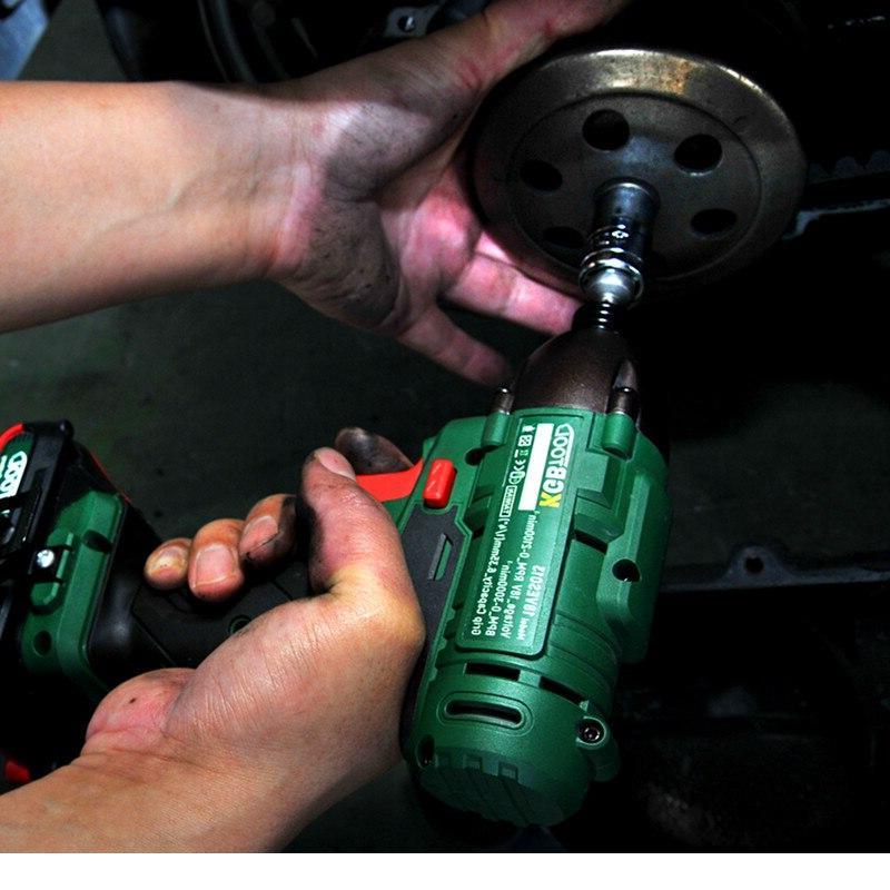 KGB 35mm driver 18V screwdriver Kit with for