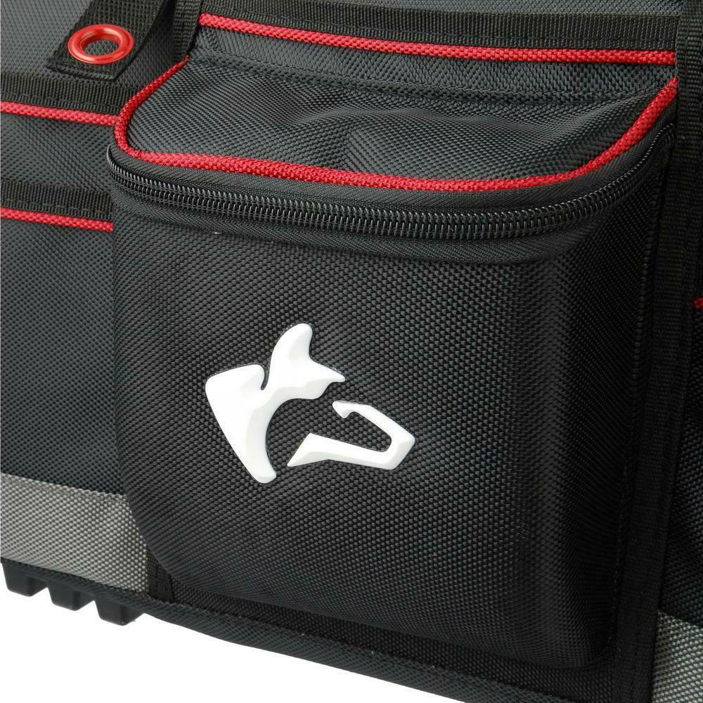 Husky Bag Tote 18 inch Zippered Water-Resistant