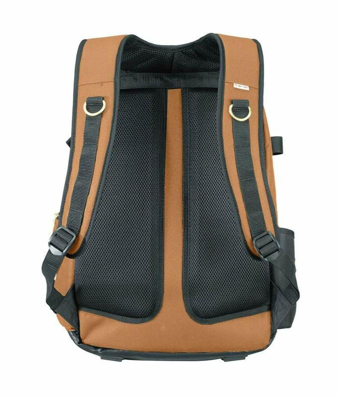 Carhartt Backpack, Brown