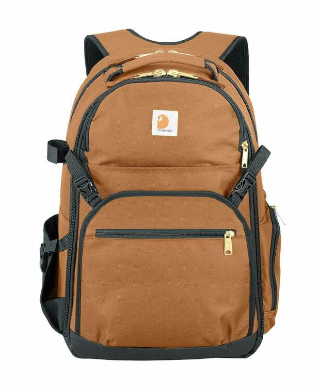 Carhartt Expandable-Front Tool Backpack,