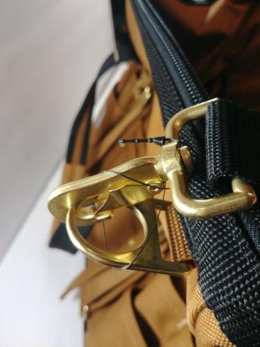 Carhartt Legacy Tool Bag 18-Inch Brown