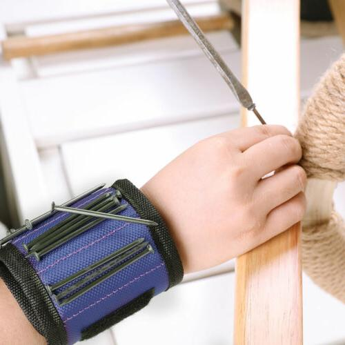 Magic Wristband Tool Bag Tools Belt Screws Nails Drill