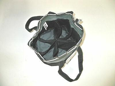 McGuire Nicholas Parachute Bag 6-Compartment Small Parts Org