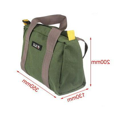 Multi-function Canvas Storage Tool Portable Toolkit Case