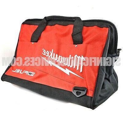 milwaukee bag 17x11x11nch heavy duty tool bag