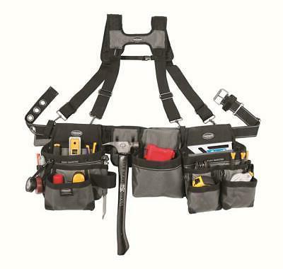 mullet buster suspension rig belt
