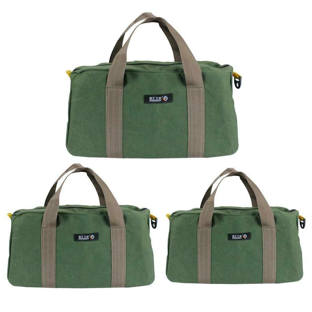 "12""-16"" Multi-function Canvas Waterproof Storage Hand To"
