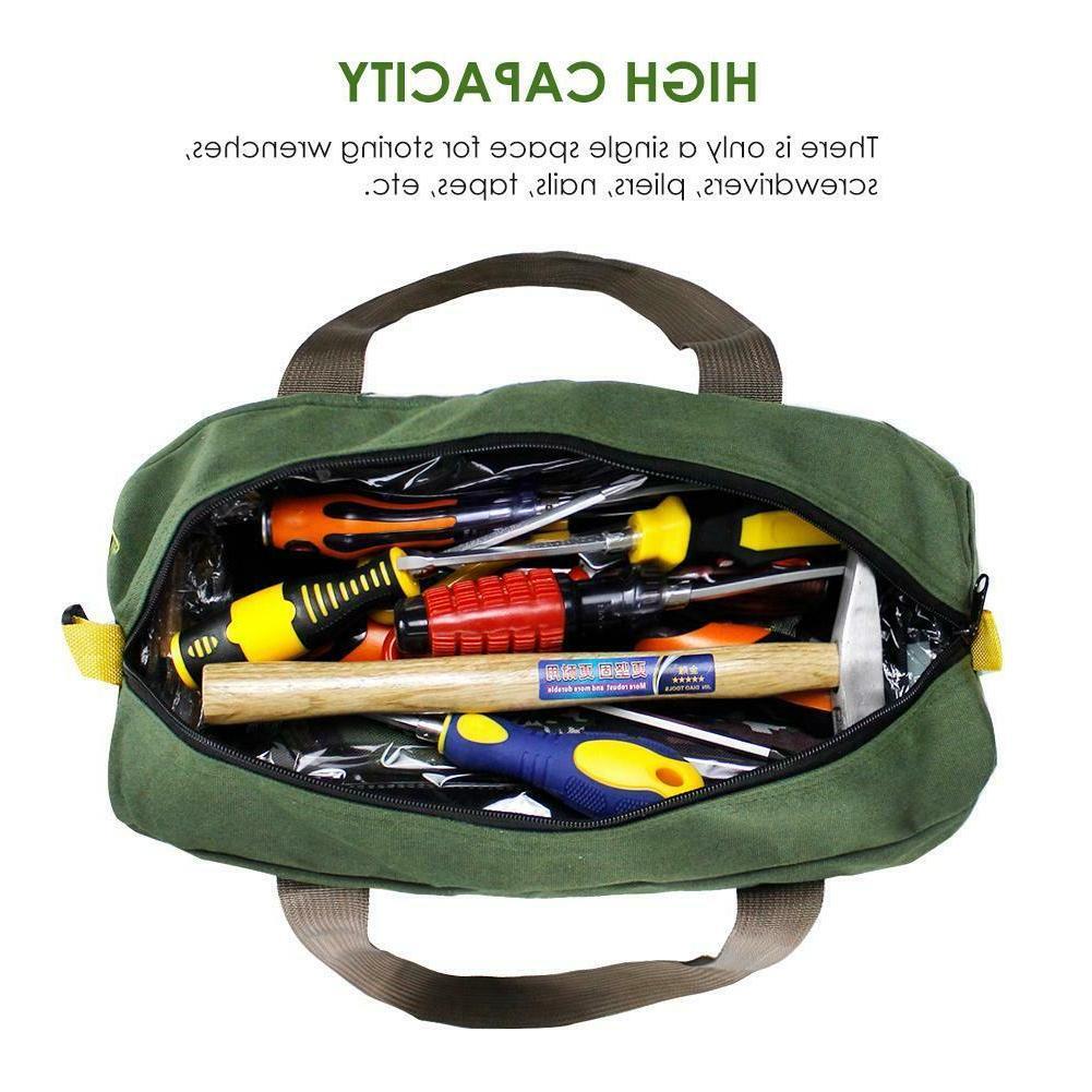 Portable Multi-function Canvas Waterproof Storage Hand Tool