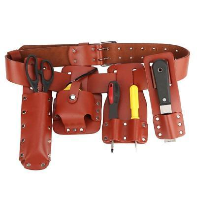 Multi Tool Work Leather Real Tool Belt