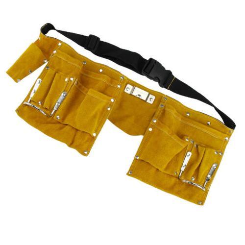 Waist Tool Pouch Belt Bag Holder Garden Tools Container 11 P