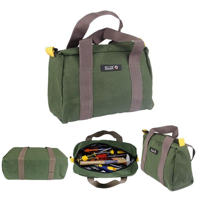 Multifunction Oxford <font><b>Canvas</b></font> Hand Storage Carry <font><b>Bags</b></font> Portable <font><b>Tools</b></font> Organizer