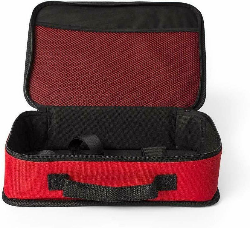 "NEW MILWAUKEE 7"" X 4"" Tool Tote Case w/ Inside"